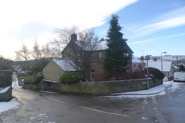 3 Bedrooms Detached House for sale in Warney Road, Two Dales, Matlock, DE4