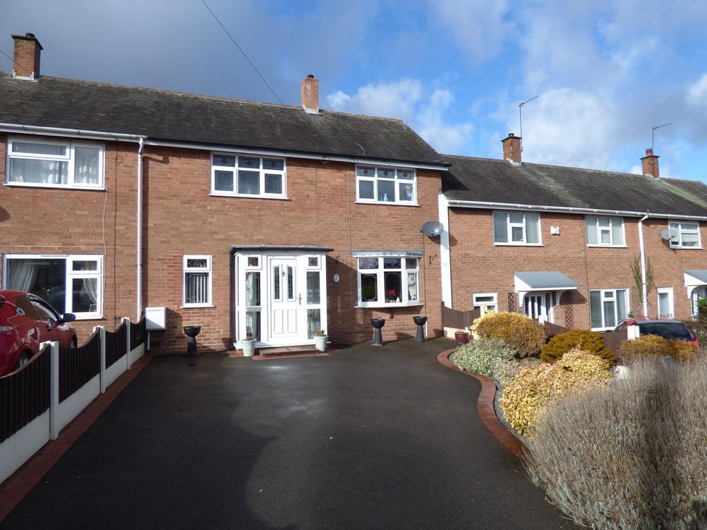 2 Bedrooms Terraced House for sale in 16 Windsor Road, Cheslyn Hay, Walsall, WS6 7EN