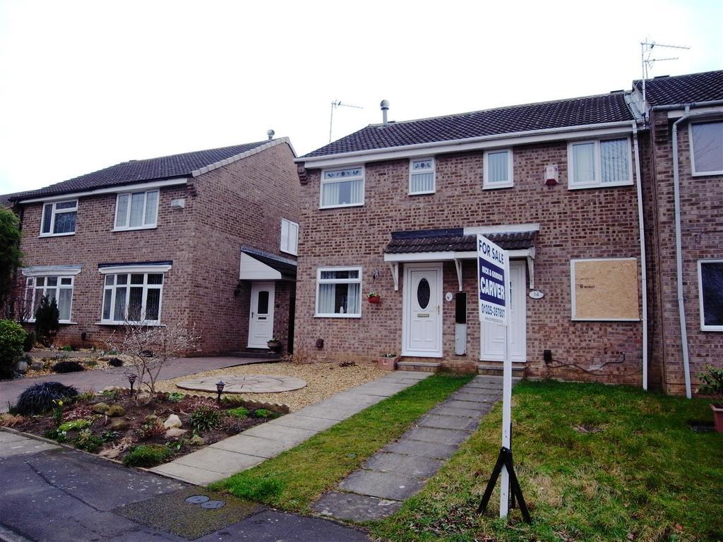 2 Bedrooms Terraced House for sale in Shetland Drive, Darlington