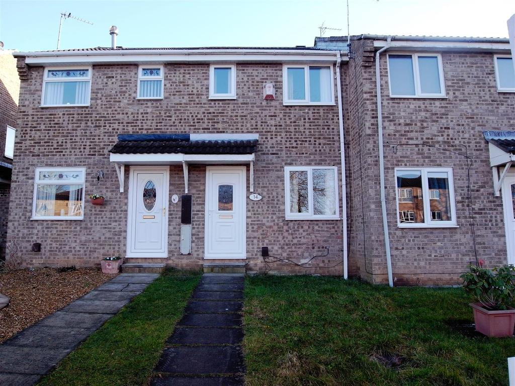 2 Bedrooms Terraced House for sale in Shetland Drive, Darlington