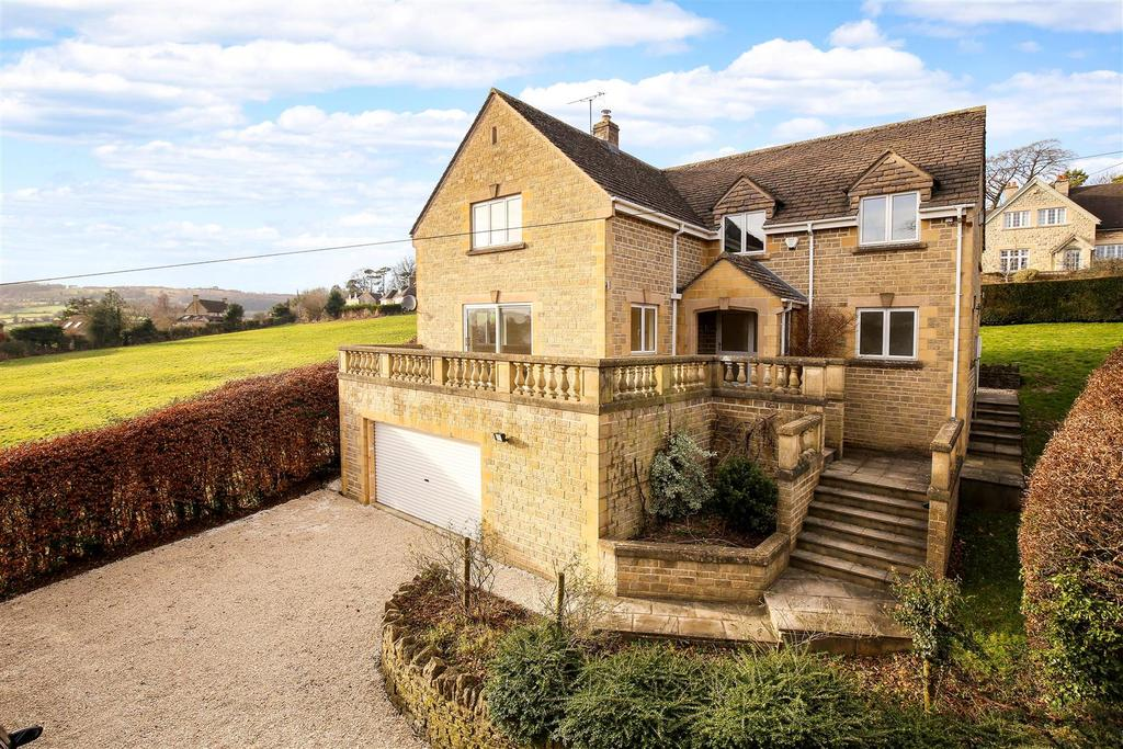 4 Bedrooms Detached House for sale in Knapp Lane, Painswick