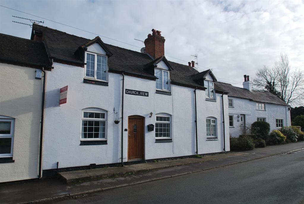3 Bedrooms Cottage House for sale in Church View, Dunham On The Hill