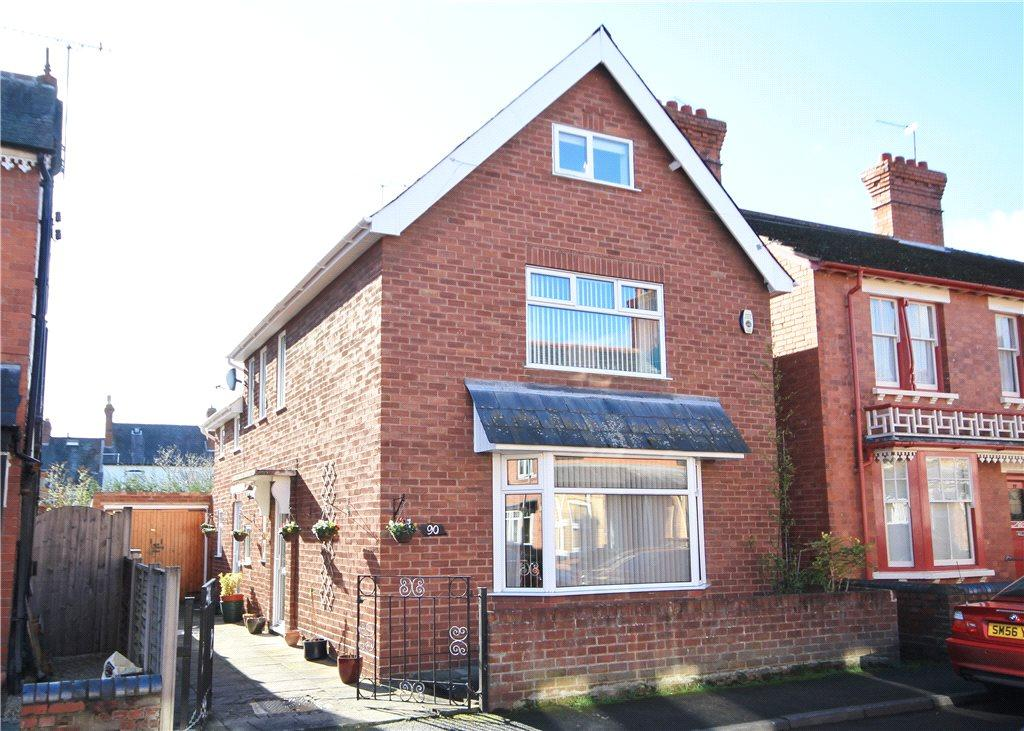 3 Bedrooms Detached House for sale in Baysham Street, Hereford, HR4