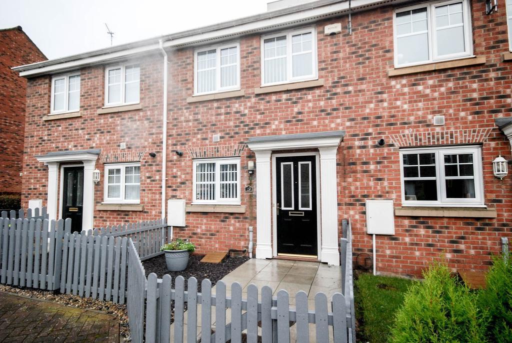 2 Bedrooms Terraced House for sale in Palmer Walk, Jarrow