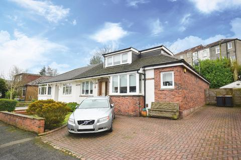 4 bedroom semi-detached bungalow for sale - Nethervale Avenue, Netherlee, Glasgow, G44 3XR
