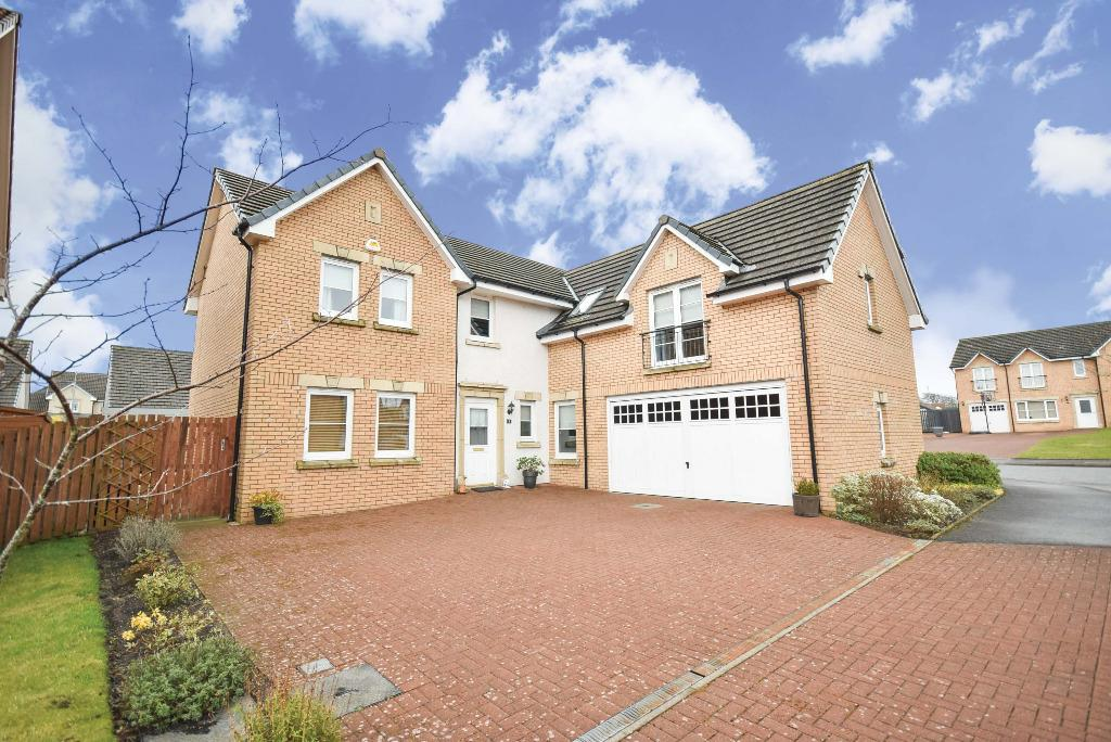 5 Bedrooms Detached House for sale in Walpole Lane, Jackton, South Lanarkshire, G74 5QB