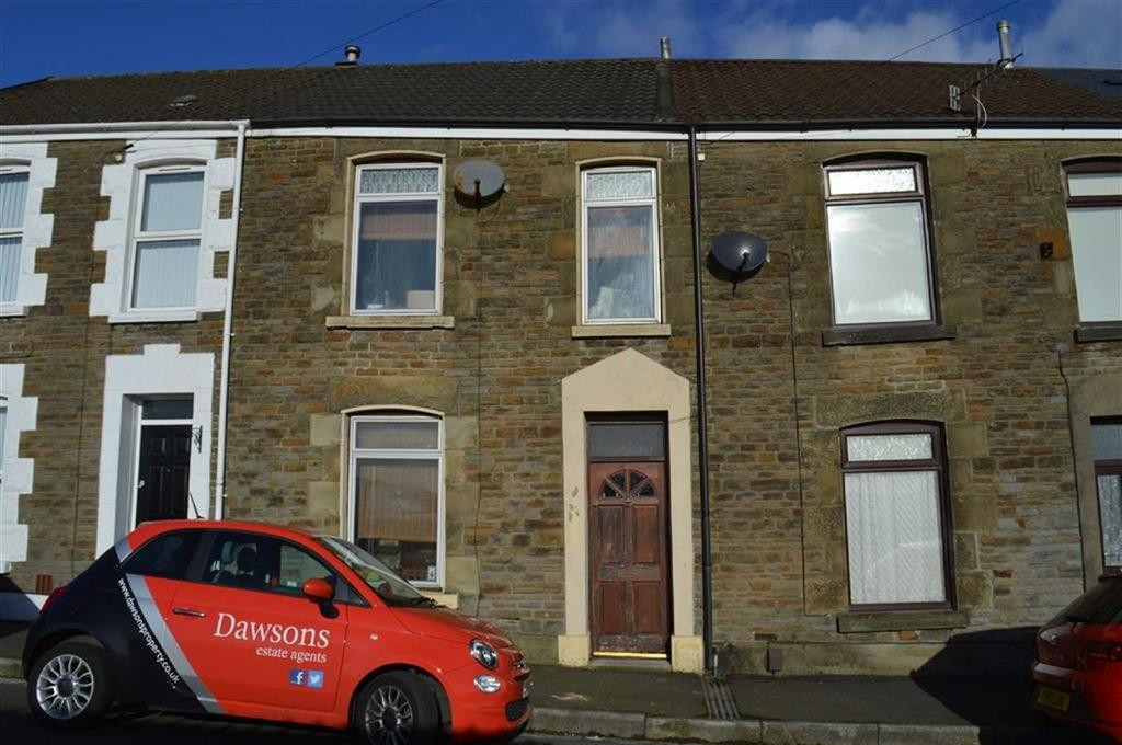 3 Bedrooms Terraced House for sale in Hopkin Street, Swansea, SA5