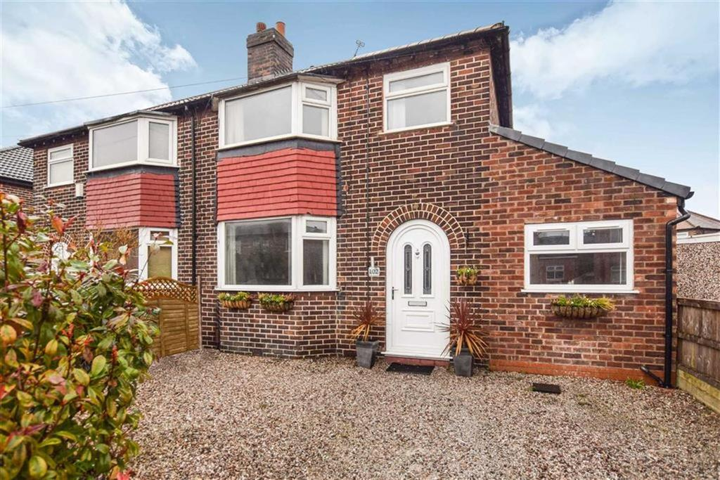 4 Bedrooms Semi Detached House for sale in Sinderland Road, Altrincham, Cheshire, WA14