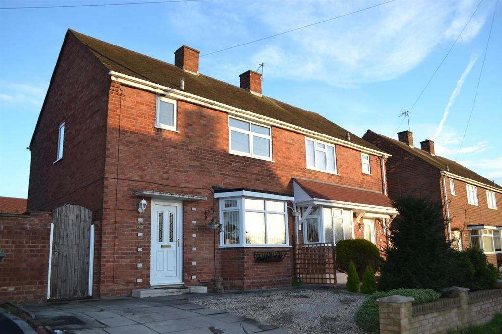 3 Bedrooms House for sale in Brunswick Road, Cannock
