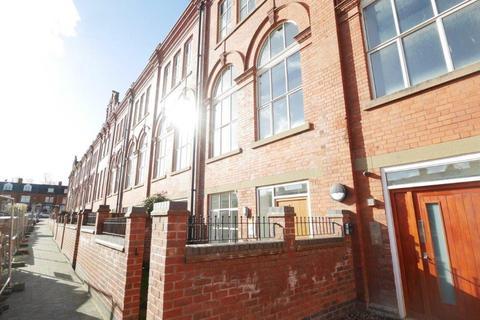 3 bedroom townhouse to rent - Plot 88 Wheatsheaf Works, LE2 6ES