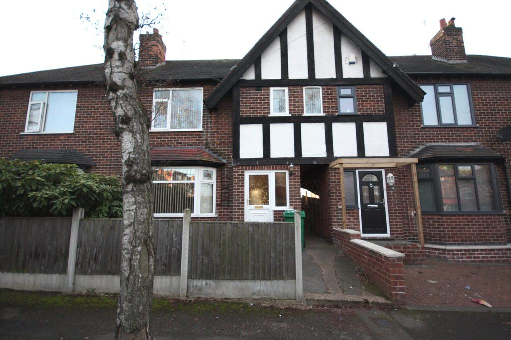 3 Bedrooms Terraced House for sale in Westbury Road, Nottingham, Nottinghamshire, NG5