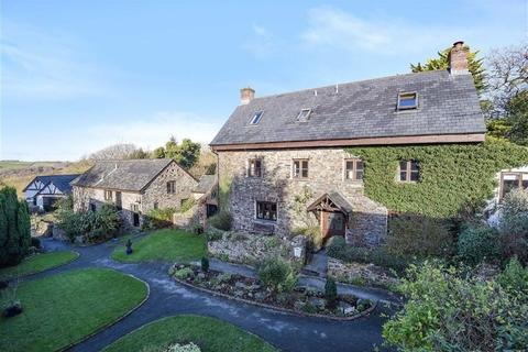 7 bedroom detached house for sale - Little Knowle Farm, High Bickington, Umberleigh, Devon, EX37