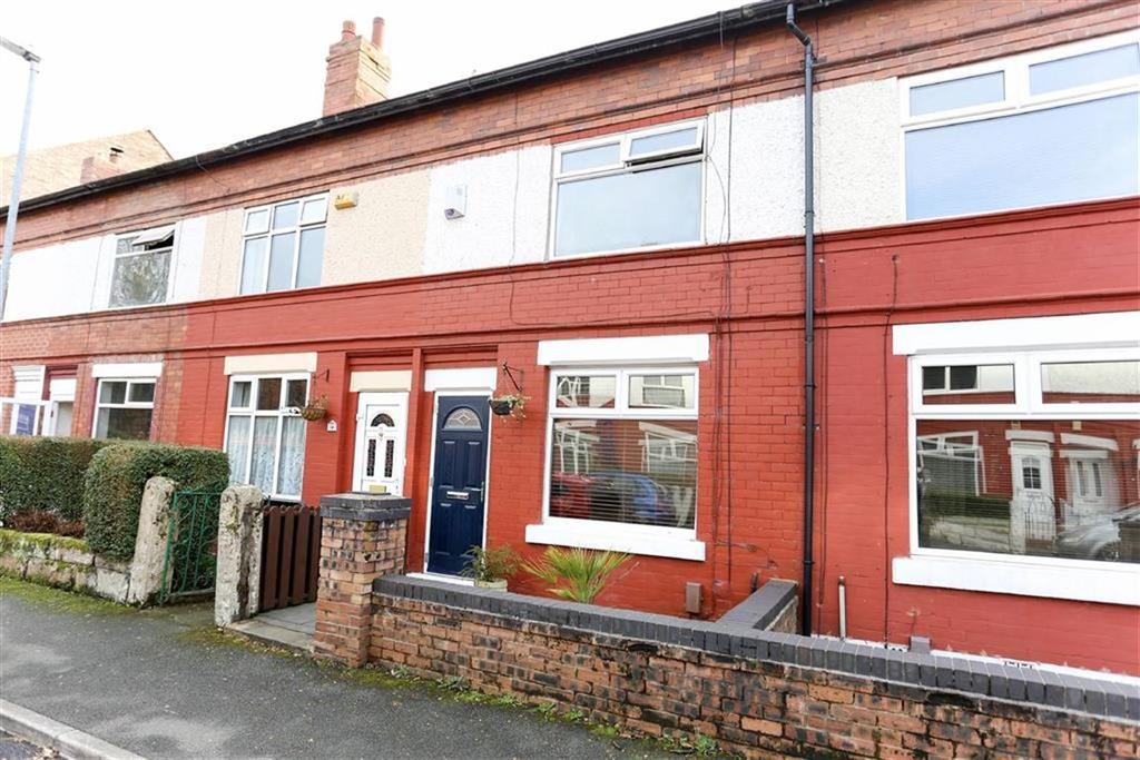 2 Bedrooms Terraced House for sale in Elverston Street, Northenden, Manchester