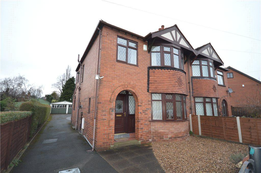 3 Bedrooms Semi Detached House for sale in Jessamine Avenue, Leeds, West Yorkshire