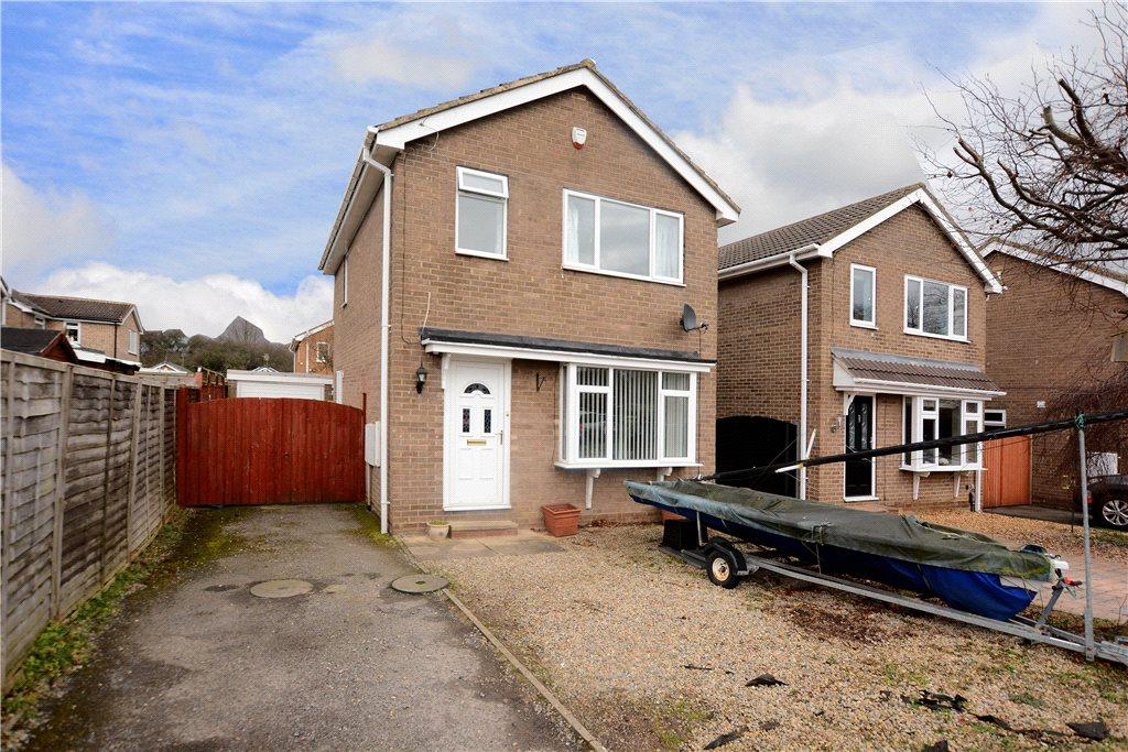 3 Bedrooms Detached House for sale in Newtondale Close, Knaresborough, North Yorkshire