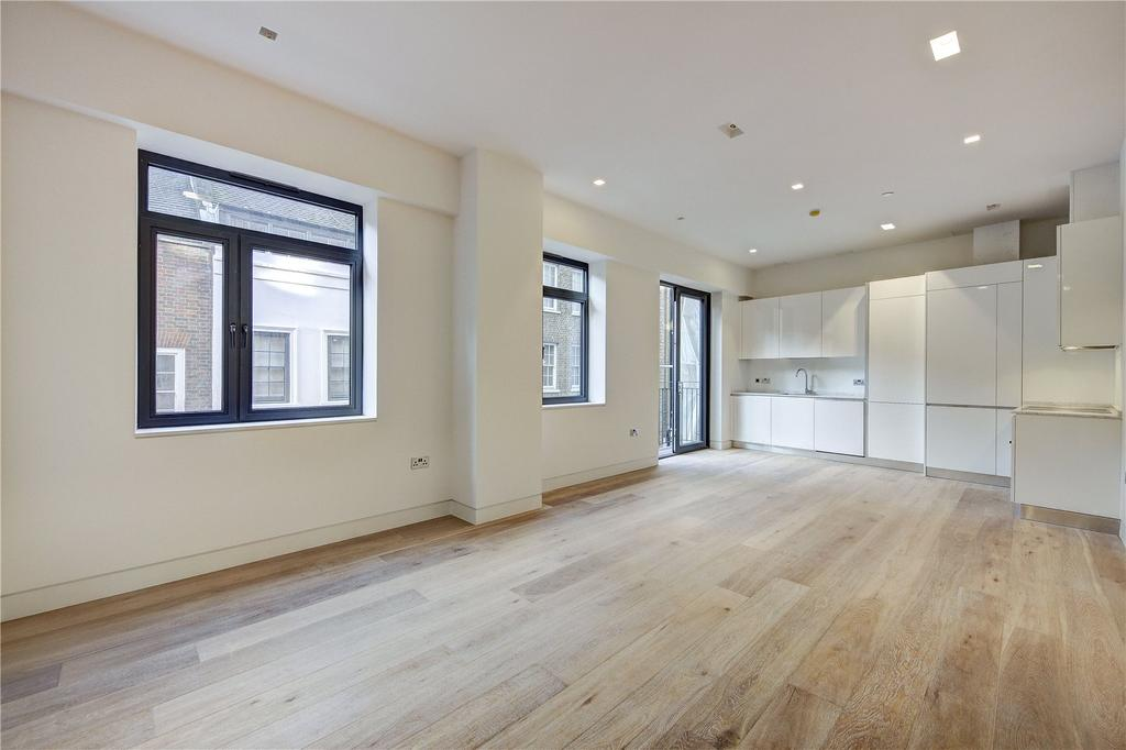 2 Bedrooms Flat for sale in The York, York Buildings
