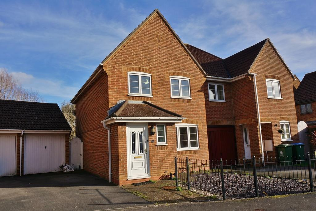 3 Bedrooms Semi Detached House for sale in FAREHAM
