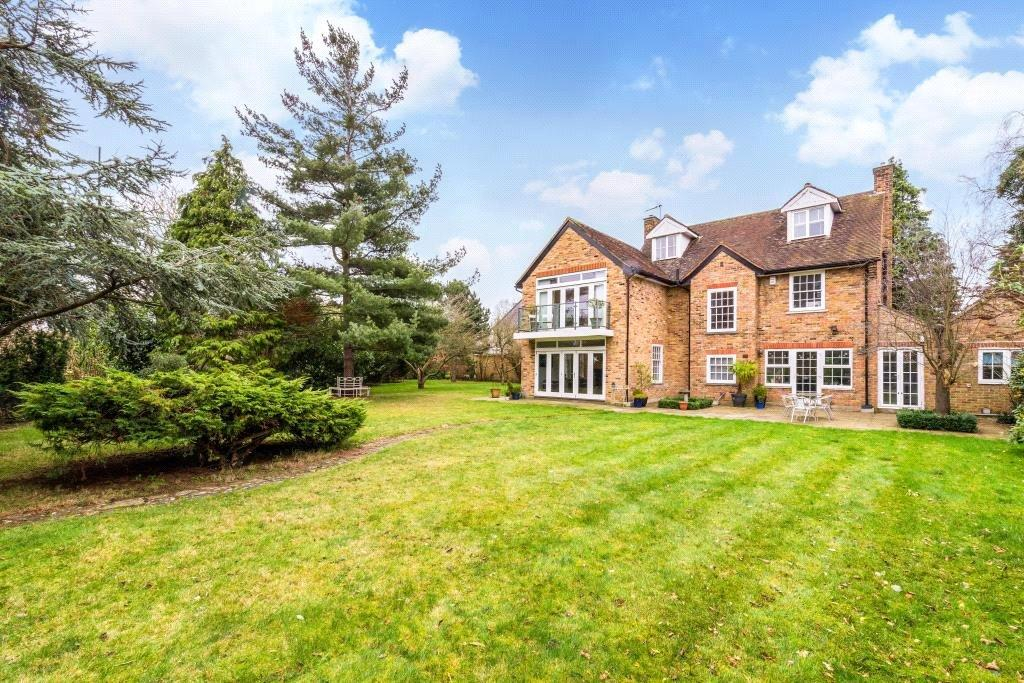 5 Bedrooms Detached House for sale in Sudbrook Gardens, Richmond, Surrey, TW10