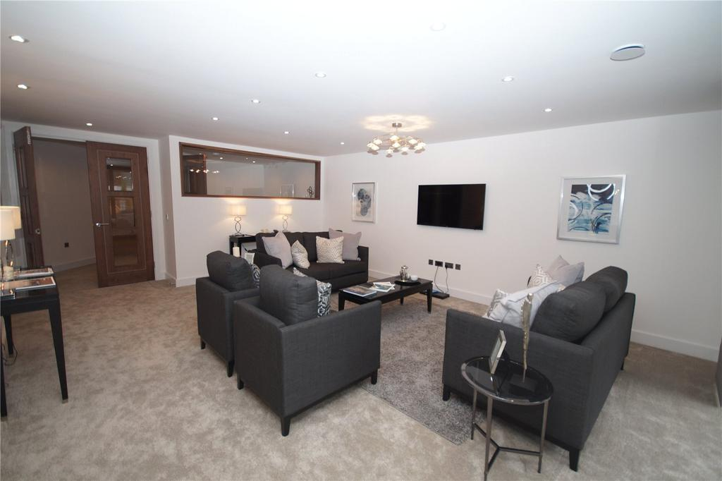 3 Bedrooms Flat for sale in Balcombe Breeze, 7 Wilderton Road, Branksome Park, Poole, BH13