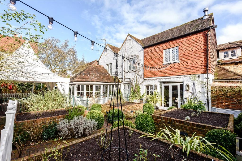 4 Bedrooms Semi Detached House for sale in The Square, Liphook, Hampshire