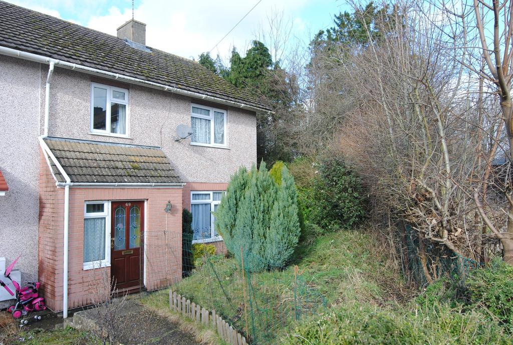 3 Bedrooms House for sale in Antrobus Road, Amesbury, Salisbury, SP4 7ND