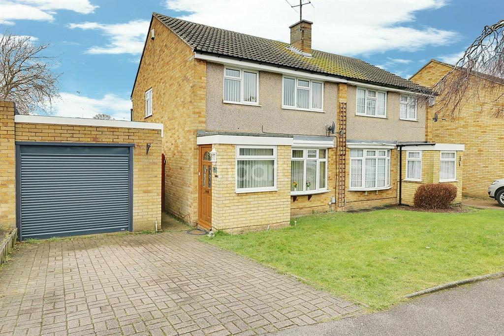 3 Bedrooms Semi Detached House for sale in Needham Road, LU4