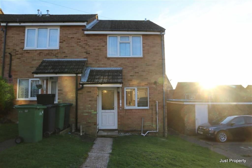 2 Bedrooms End Of Terrace House for sale in Drapers Way, St Leonards On Sea