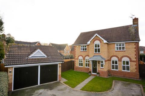 4 bedroom detached house for sale - Gillercomb Close, West Bridgford, Nottingham