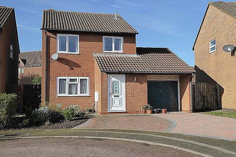 3 bedroom detached house for sale - Avebury Way, East Hunsbury, Northampton, NN4