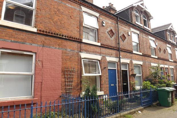 3 Bedrooms Terraced House for sale in Harcourt Terrace, St Anns, Nottingham, NG3