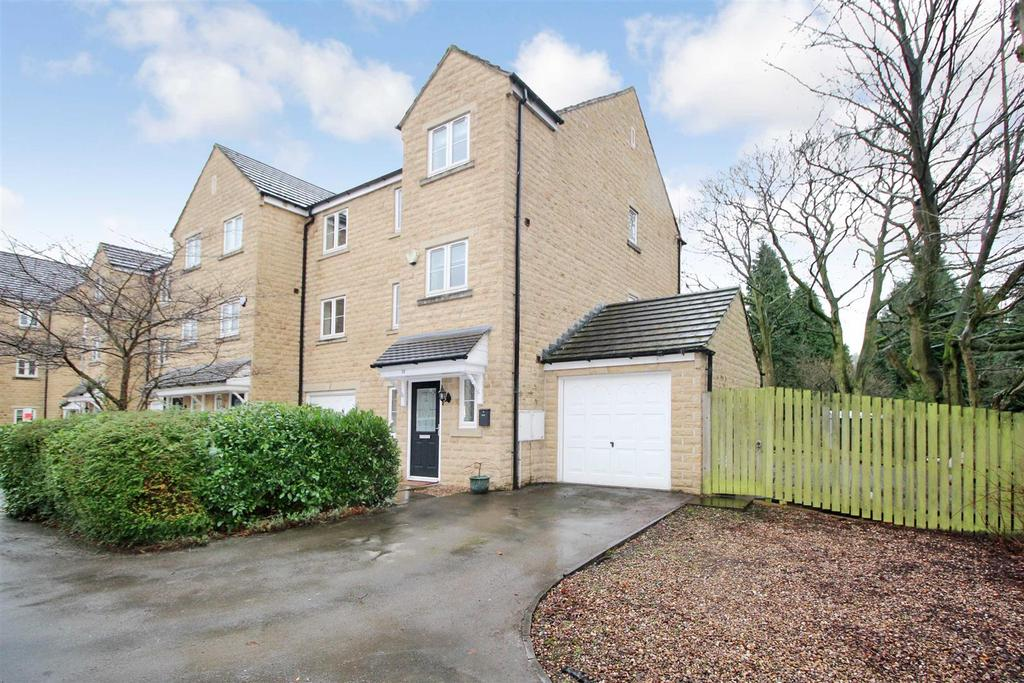 4 Bedrooms Town House for sale in Airedale Place, Baildon, Shipley