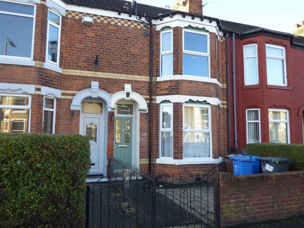 3 Bedrooms Terraced House for rent in Westcott Street, Hull, East Yorkshire, HU8