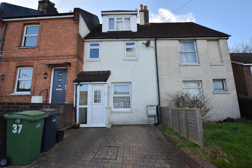 3 Bedrooms Terraced House for sale in Maplehurst Road, St. Leonards-On-Sea