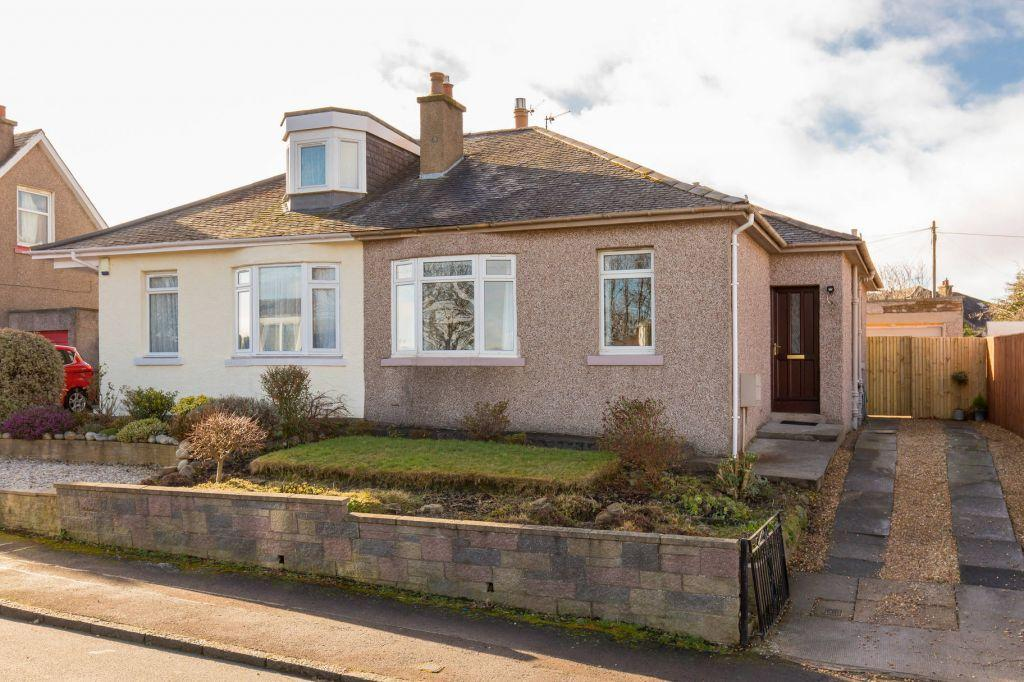2 Bedrooms Semi Detached Bungalow for sale in 7 Craigleith Hill Loan, Edinburgh, EH4 2JG