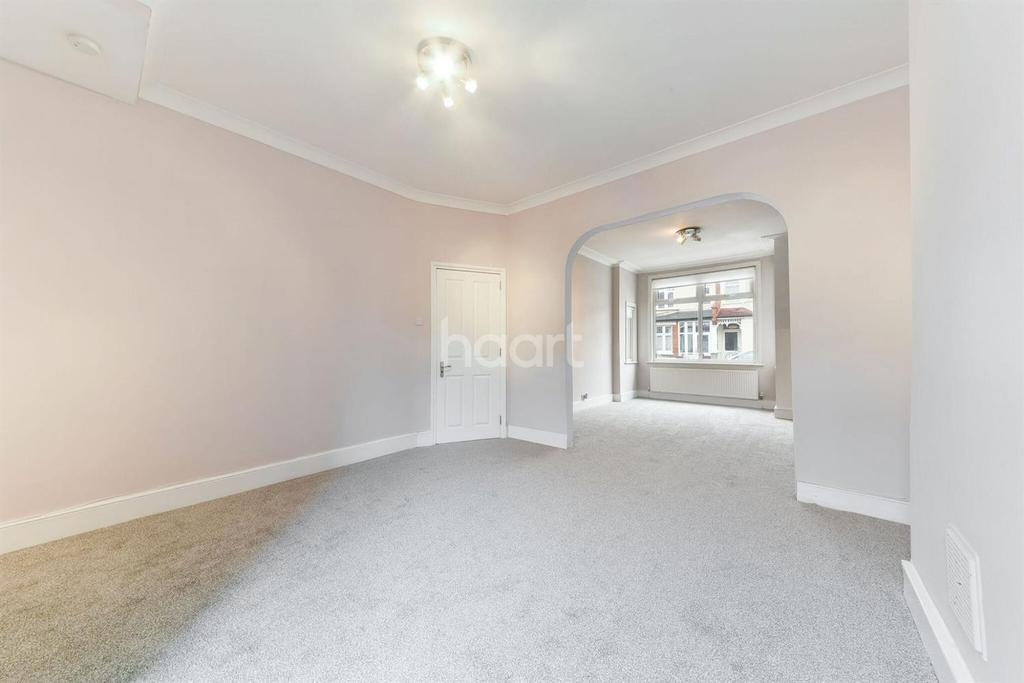 3 Bedrooms End Of Terrace House for sale in Brudenell Road, Tooting Bec, SW17