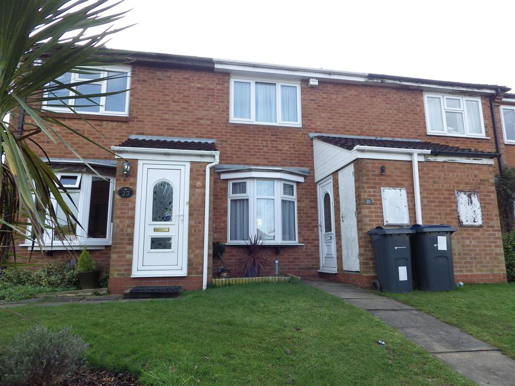 2 Bedrooms Terraced House for sale in Nailers Close, Birmingham