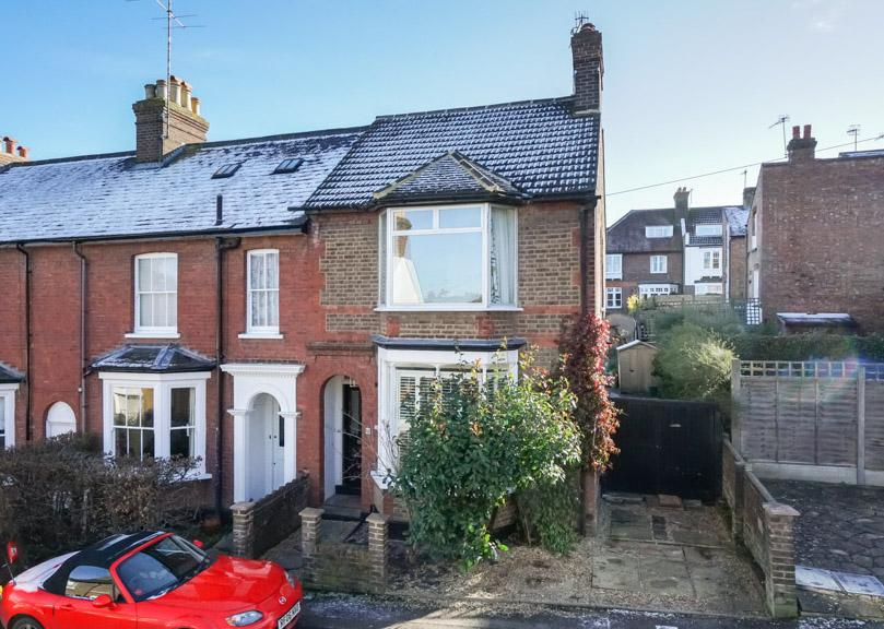 3 Bedrooms End Of Terrace House for sale in Kitsbury Road, Berkhamsted HP4