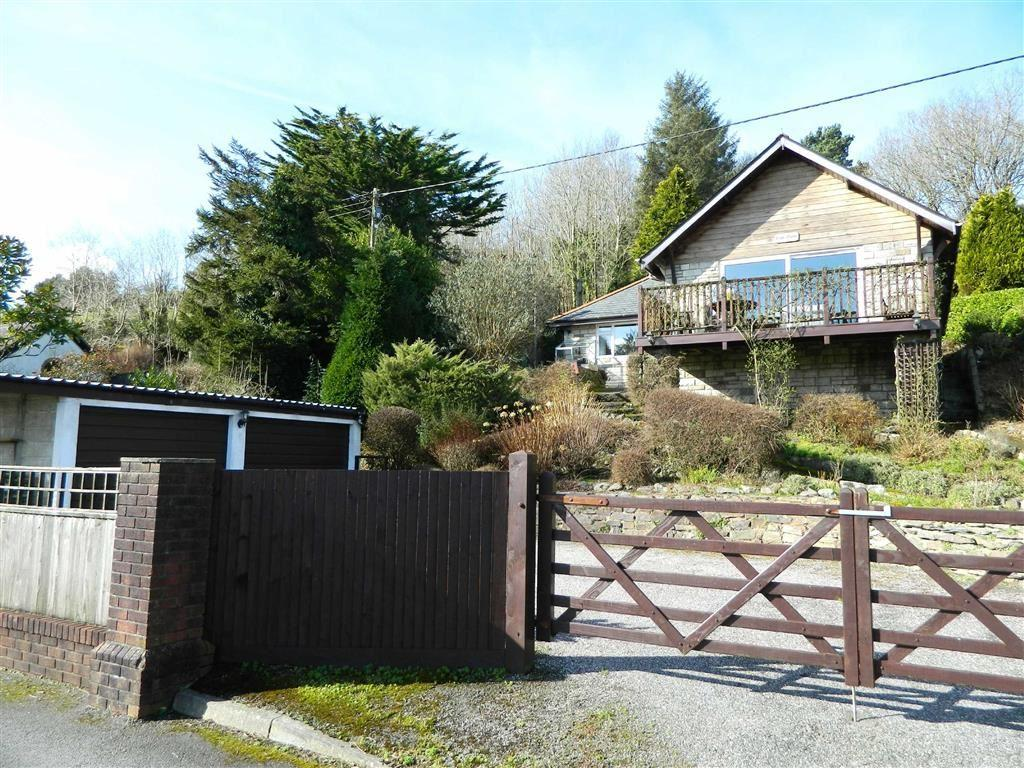 2 Bedrooms Bungalow for sale in Station Hill, Lynton, Devon, EX35