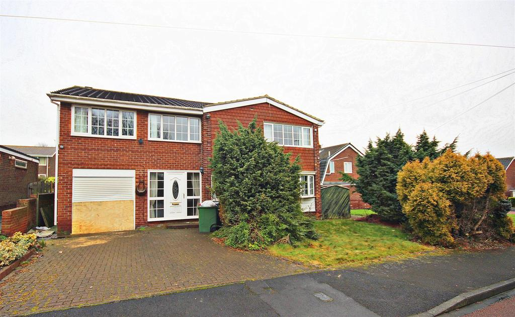 4 Bedrooms Detached House for sale in Glenluce, Birtley, Chester Le Street