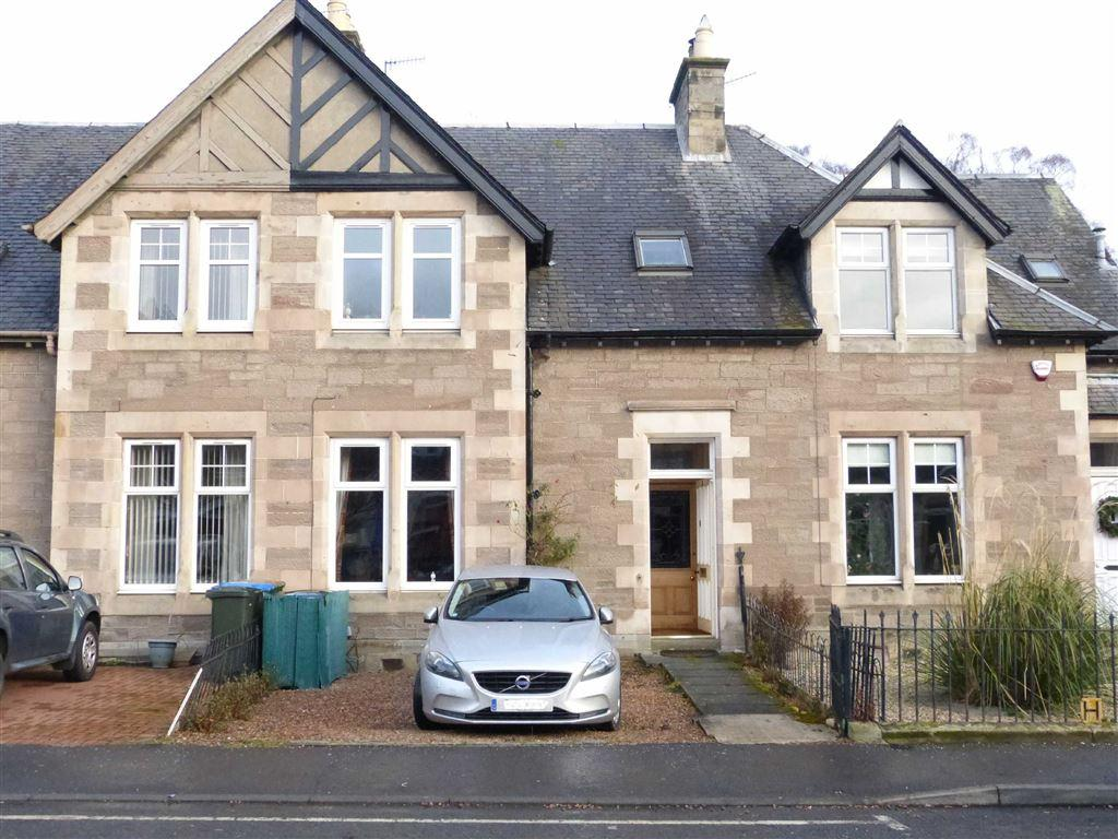 3 Bedrooms Terraced House for sale in Rose Crescent, PERTH, Perthshire