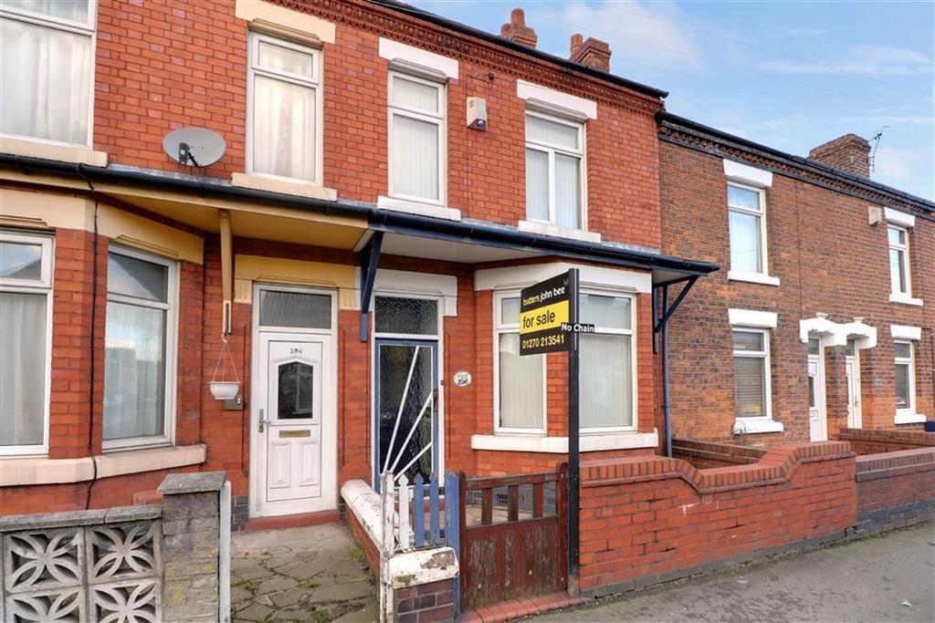 3 Bedrooms Terraced House for sale in Broad Street, Crewe