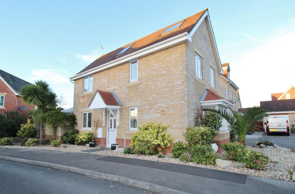 3 Bedrooms Detached House for sale in Thyme Avenue, Whiteley