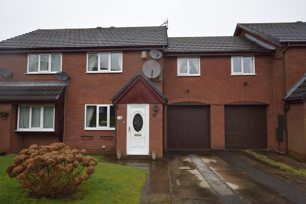 3 Bedrooms Link Detached House for sale in Peveril Gardens, Newtown, Disley
