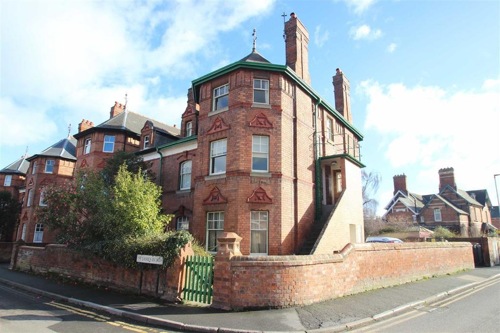 2 Bedrooms Flat for sale in 33 St James Road, Hereford, Hereford
