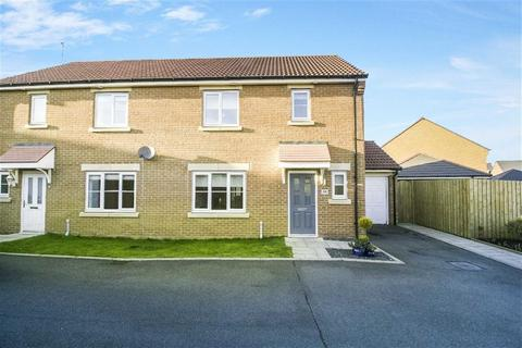 3 bedroom semi-detached house for sale - Hastings Drive, Shiremoor, Tyne And Wear
