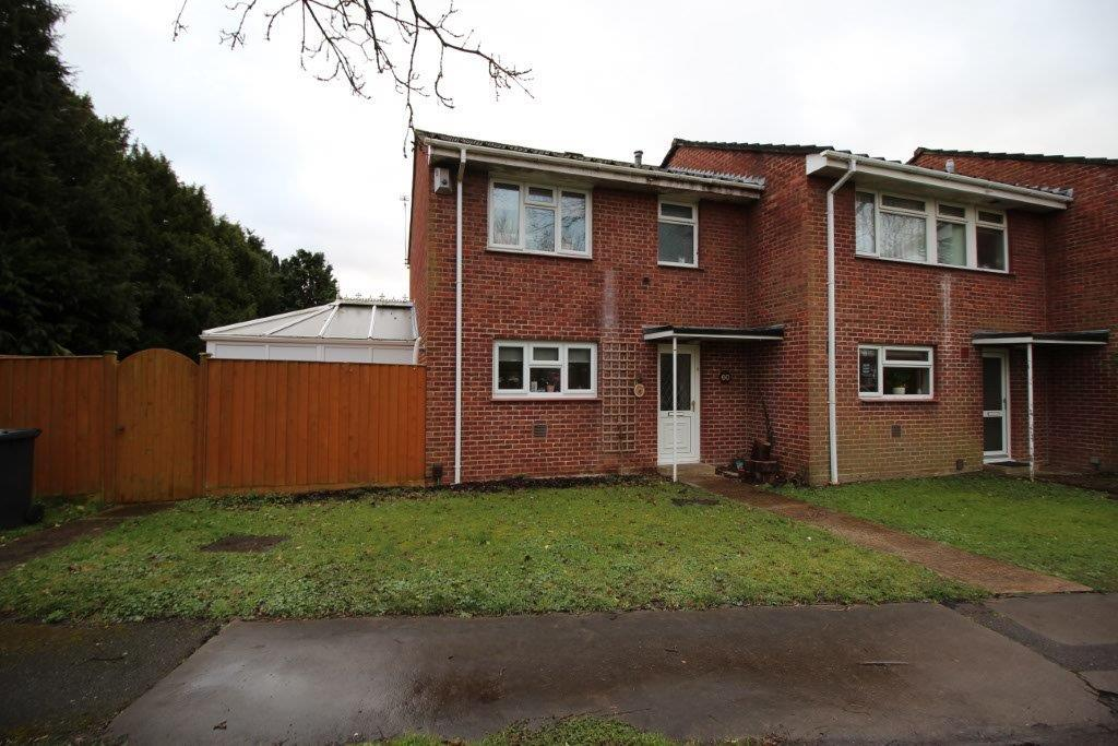 3 Bedrooms Terraced House for sale in Montimer Road, Botley SO30