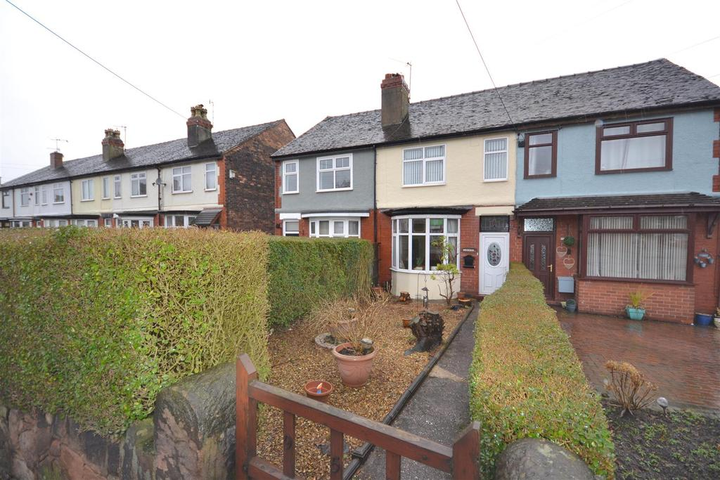 2 Bedrooms Terraced House for sale in Leek New Road, Baddeley Green, Stoke-On-Trent