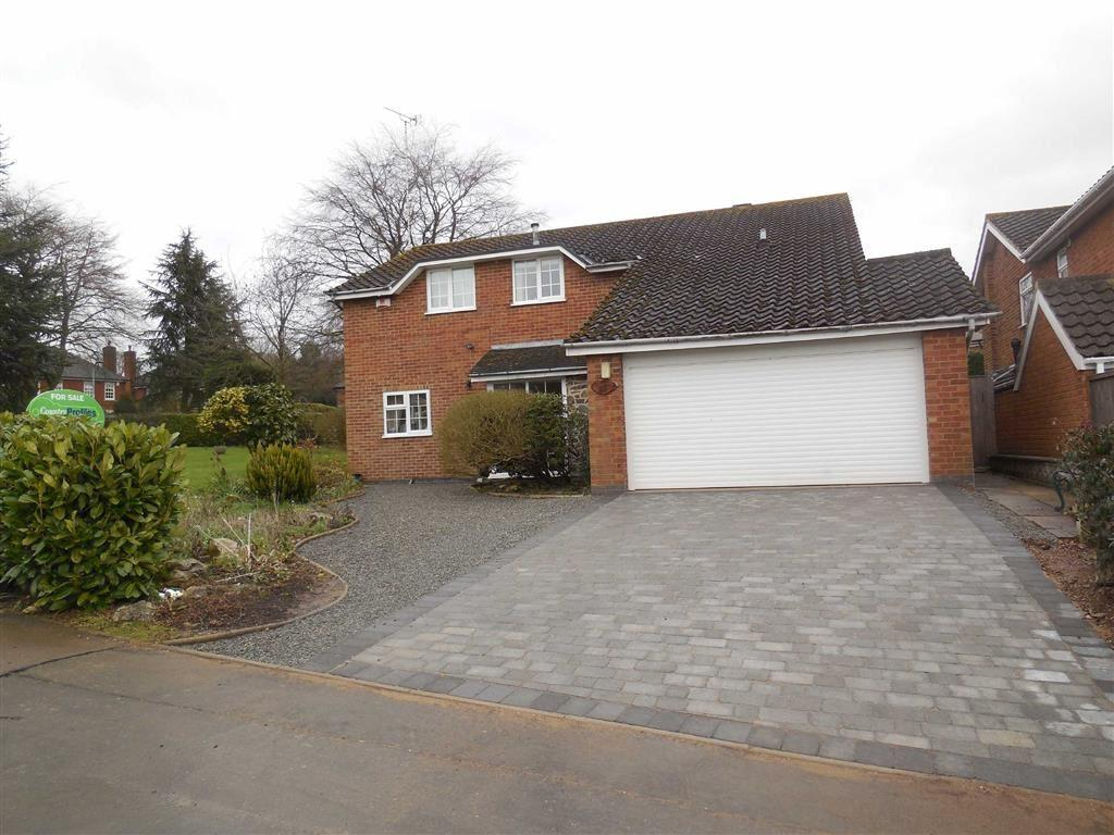 4 Bedrooms Detached House for sale in Cedar Drive, Market Bosworth