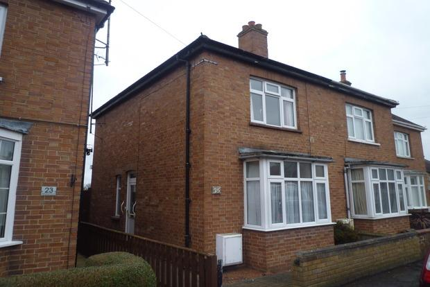 2 Bedrooms Semi Detached House for sale in Wimpole Street, Chatteris, PE16