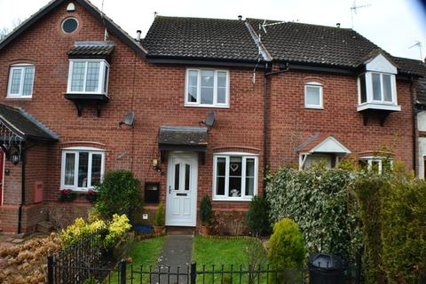 2 bedroom terraced house for sale - Forryans Close, Wigston Harcourt, Leicester, LE18